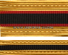 US ARMY ADJUTANT GENERAL'S CORPS CAP / SLEEVE BRAIDS