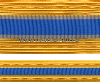us army nylon cap braid for dress blue uniform military intelligence