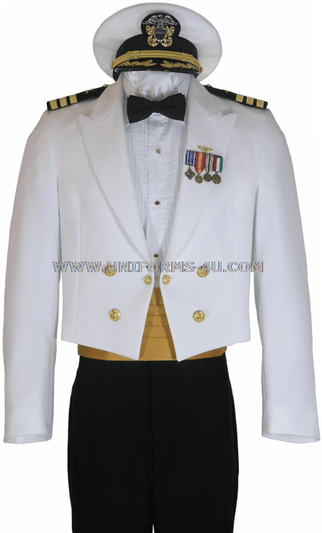us navy dinner dress white officer uniform