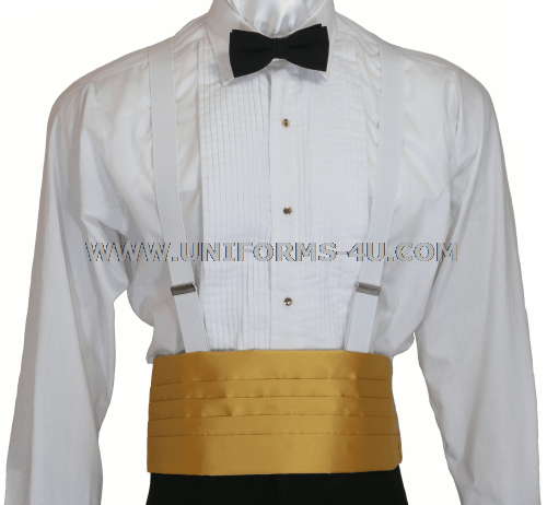 U S Navy Male Officer Dinner Dress White Jacket Uniform