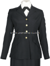 US ARMY FEMALE OFFICER DRESS BLUE JACKET
