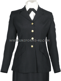 U.S. ARMY FEMALE OFFICER ASU BLUE COAT