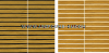 us army service stripe gold on blue set of 12 stripes