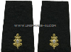 us navy soft shoulder board ensign medical corps