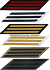 U.S. NAVY SERVICE STRIPES (HASH MARKS) SET OF 3