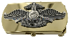 us navy fleet marine force chief petty officer buckle