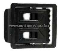 us army buckle black open face