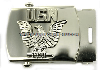 U.S. NAVY ENLISTED BELT BUCKLE