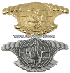 U.S. NAVY INTEGRATED UNDERSEA SURVEILLANCE SYSTEM BADGE