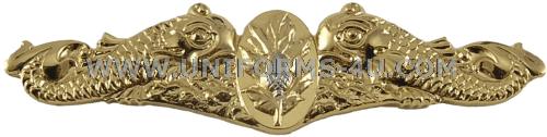 breast insignia Submarine