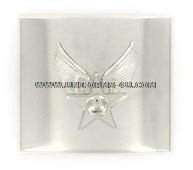 air force buckle honor guard with hap arnold emblem enlisted