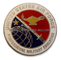 USAF Professional Military Education Instructor Badge