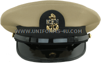 U.S. NAVY CHIEF PETTY OFFICER KHAKI COMBINATION CAP