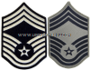 USAF CHIEF MASTER SERGEANT CHEVRONS