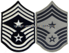 USAF COMMAND CHIEF MASTER SERGEANT CHEVRONS