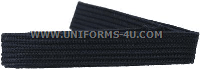 us air force 1/2 inch blue officer braids