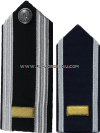 USAF 2ND LIEUTENANT SHOULDER BOARDS FOR MEN'S AND WOMEN'S MESS DRESS