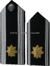 USAF MAJOR SHOULDER BOARDS FOR MEN'S AND WOMEN'S MESS DRESS