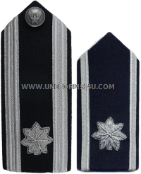 USAF LIEUTENANT COLONEL MALE MESS DRESS SHOULDER BOARDS