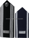 USAF 1ST LIEUTENANT SHOULDER BOARDS FOR MEN'S AND WOMEN'S MESS DRESS
