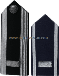 USAF FIRST LIEUTENANT MALE MESS DRESS SHOULDER BOARDS