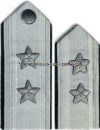 USAF MAJOR GENERAL SHOULDER BOARDS FOR MEN'S AND WOMEN'S MESS DRESS