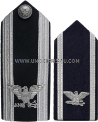 USAF COLONEL MALE MESS DRESS SHOULDER BOARDS