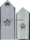 USAF BRIGADIER GENERAL SHOULDER BOARDS FOR MEN'S AND WOMEN'S MESS DRESS
