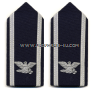 USAF COLONEL FEMALE MESS DRESS SHOULDER BOARDS