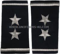 USAF MAJOR GENERAL SHOULDER MARKS
