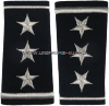 USAF LIEUTENANT GENERAL SHOULDER MARKS