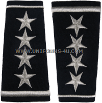 USAF GENERAL SHOULDER MARKS