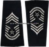 USAF E-9 CHIEF MASTER SERGANT SHOULDER MARKS