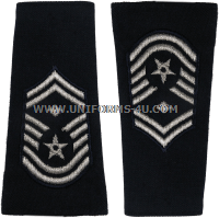 USAF E-8 FIRST SERGEANT SHOULDER MARKS