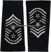 USAF E-9 COMMAND CHIEF MASTER SERGEANT SHOULDER MARKS