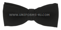U.S. MILITARY BLACK BOW TIE