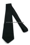 U.S. ARMY BLACK FOUR-IN-HAND TIE