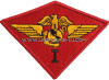 marine corps 1st air wing patch