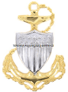 COAST GUARD CHIEF PETTY OFFICER (E-7) CAP DEVICE