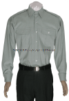 US ARMY GREEN SHIRT LONG SLEEVE