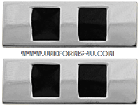 U.S. ARMY CHIEF WARRANT OFFICER 2 (CW2) COAT RANK INSIGNIA