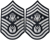 USAF CHIEF MASTER SERGEANT OF THE AIR FORCE CHEVRONS