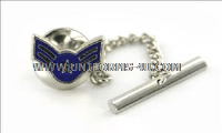 air force tie tac new airman 1st class