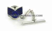 AIR FORCE TIE TAC NEW SENIOR AIRMAN