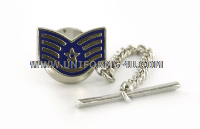 air force tie tac staff sergeant
