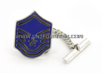 air force tie tac new master sergeant
