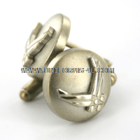 air force cuff links with eagle device