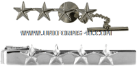 Four Star General - Four Star Admiral Tie Tac
