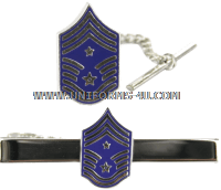 air force tie bar air force command chief master sergeant