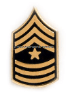 U.S. ARMY SERGEANT MAJOR TIE TAC